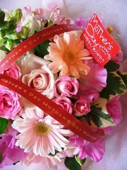 母の日 花 ピンク