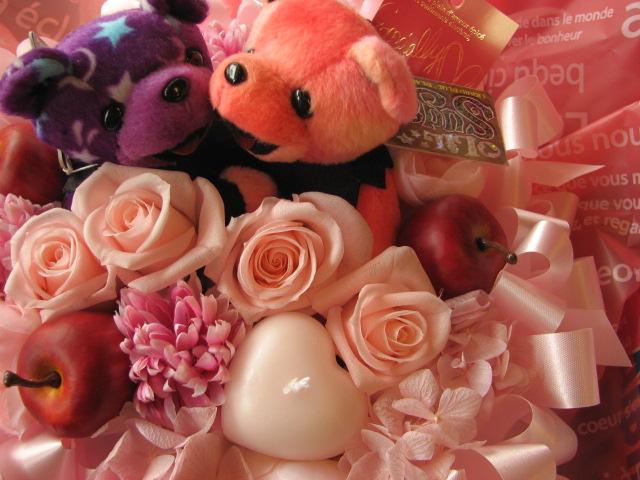 誕生日プレゼント 花 プリザーブドフラワー