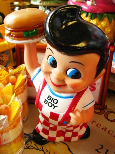 ビッグボーイ bigboy  人形