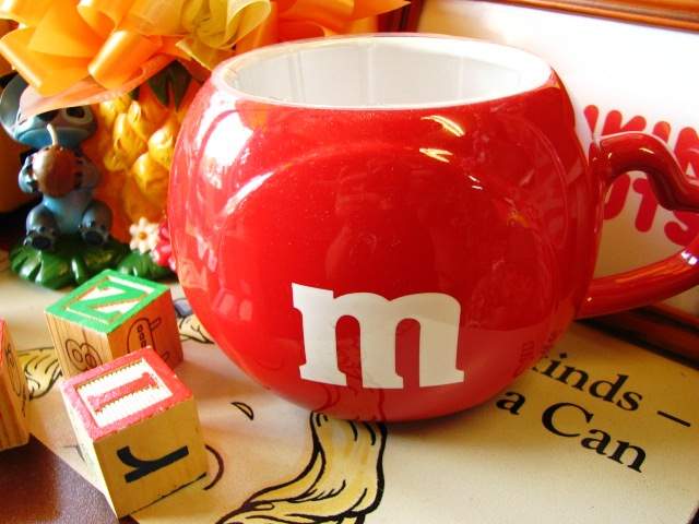 M&M チョコレート
